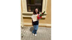 Стефани Стефанова - награда литературрен конкурс